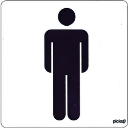 Pictogramme toilette