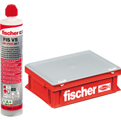 Fischer Mortier chimique Fischer FIS VS 300 10x300ml - 56992 - de Toolstation