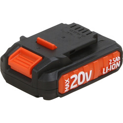 DualPower Batterie DualPower Li-ion 20V - 2,5Ah - 57111 - de Toolstation