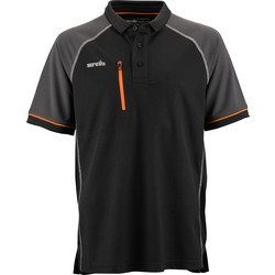 Scruffs Polo Scruffs Trade Active XL noir - 58327 - de Toolstation