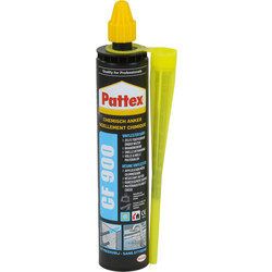 Pattex Scellement chimique Pattex PRO CF 900 300ml - 59243 - de Toolstation