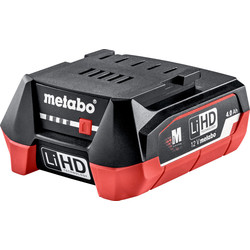 Metabo Batterie Metabo Li-ion 12V 4,0Ah Li-HD - 61337 - de Toolstation