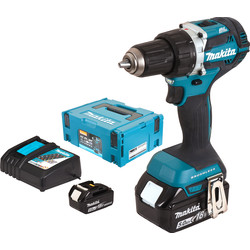 Makita Perceuse visseuse sans fil Makita DDF484RTJ 18V Li-ion - 63284 - de Toolstation