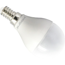 Ampoule globe Integral LED E14