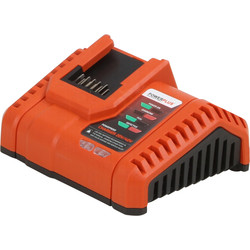 DualPower Chargeur Dualpower Li-ion 20V - 40V  - 63977 - de Toolstation