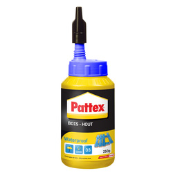Pattex Colle à bois Pattex Waterproof 250g - 65094 - de Toolstation