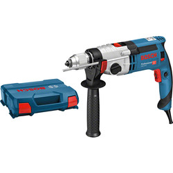 Bosch Perceuse à percussion Bosch GSB 24-2 1100W - 230V - 65396 - de Toolstation