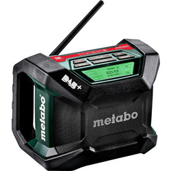 Metabo Radio de chantier sans fil Metabo R 12-18 DAB+ BT (Machine seule) 230V/12/18V Li-ion - 65920 - de Toolstation