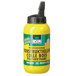 Bison Colle à bois Bison polyuréthane 250g - 66293 - de Toolstation