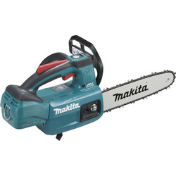 Makita Tronçonneuse d'élagage Makita DUC254Z (machine seule) 18V Li-Ion - Lame 25cm - 67451 - de Toolstation