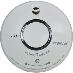 Angeleye Détecteur de fumée AngelEye Thermoptek batterie lithium - 67522 - de Toolstation