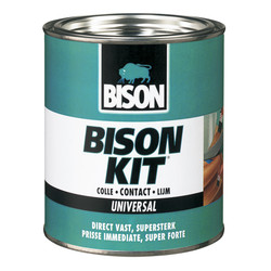 Bison Colle contact Bison Kit Boîte 750ml - 68001 - de Toolstation