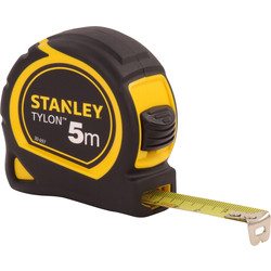Stanley Mètre à ruban Stanley 5m 19mm - 70412 - de Toolstation