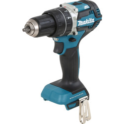 Makita Perceuse visseuse à percussion sans fil Makita DHP484Z (machine seule) 18V Li-ion - 71063 - de Toolstation
