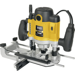 Powerplus Défonceuse 1500W 8 - 12mm - 73470 - de Toolstation