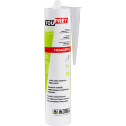 Toupret Enduit Toupret Fibacryl® 310ml - 74023 - de Toolstation