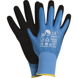 Gants latex imperméables 10/XL - 74972 - de Toolstation