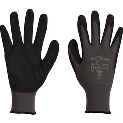 Gants de mousse Nitril 10/XL - 75151 - de Toolstation