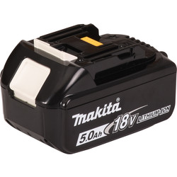 Makita Batterie Makita Li-ion 18V - 5Ah - 75167 - de Toolstation