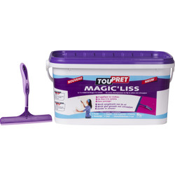 Enduit de lissage Toupret Magic'liss