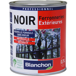 Finition antirouille Blanchon ferronnerie