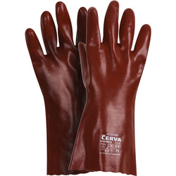 Gants PVC 10/XL 350mm - 78486 - de Toolstation