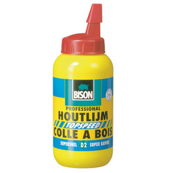 Bison Colle à bois Bison ultra rapide 250g - 79494 - de Toolstation