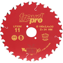 Freud Lame scie circulaire Freud pro 184x16mmx24dts LP30 - 80786 - de Toolstation