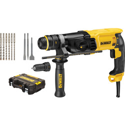 Perforateur DeWalt D25134KP-QS
