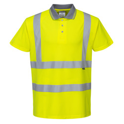 Portwest Polo Hi-Vis Portwest XL jaune - 81485 - de Toolstation