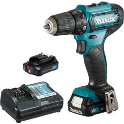 Makita Perceuse visseuse sans fil Makita CXT DF333DWAE 12V - Li-Ion 2Ah - 81957 - de Toolstation