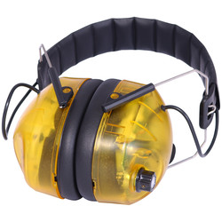 Silverline Casque antibruit électronique 30dB SNR  - 83831 - de Toolstation