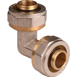 Fixoconnect Coude égal 90° à compression MC Ø20 - 83942 - de Toolstation