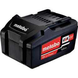 Metabo Batterie Metabo 18V 4,0Ah Li-Power - 85182 - de Toolstation