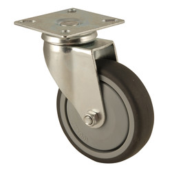 Roulette pivotante 100mm - 100kg - 86608 - de Toolstation