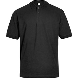 Portwest Polo Noir L - 87696 - de Toolstation