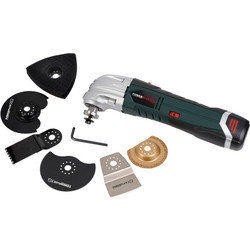 Powerplus Scie rechargeable Multi POW XQ5271 12V Li-ion - 89529 - de Toolstation
