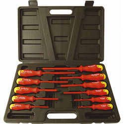 Coffret de tournevis  - 90690 - de Toolstation