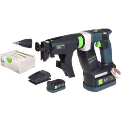 Visseuse sans fil plaquiste Festool DWC 18-4500 Plus