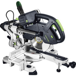 Festool Scie à onglet radiale Festool KS 60 E-SET Ø 216mm - 91410 - de Toolstation