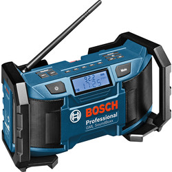 Bosch Radio de chantier Bosch GML SoundBooxx 14,4-18V Li-ion - 91793 - de Toolstation