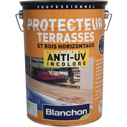 Blanchon Protecteur terrasses Blanchon anti-UV 5L Incolore - 98466 - de Toolstation