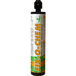 Zwaluw Scellement chimique Fix-O-Chim 280ml - 98720 - de Toolstation