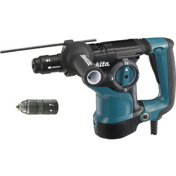 makita Perfo-burineur Makita HR2811FT SDS-Plus - 98739 - de Toolstation