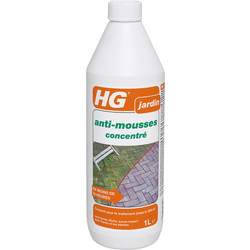 HG Anti-mousses concentré HG 1L - 99452 - de Toolstation