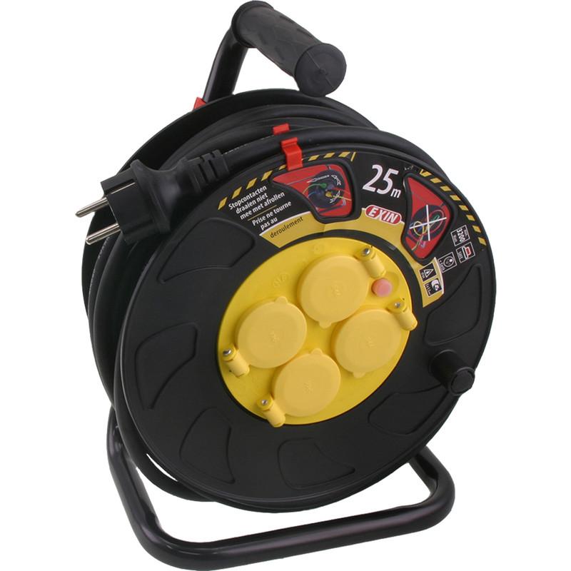 Enrouleur câble électrique Exin Neo
