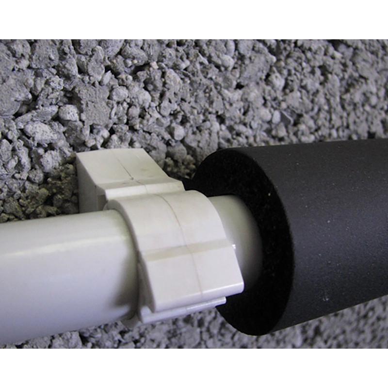 Fixation Tub-ring  blanc pour multicouche
