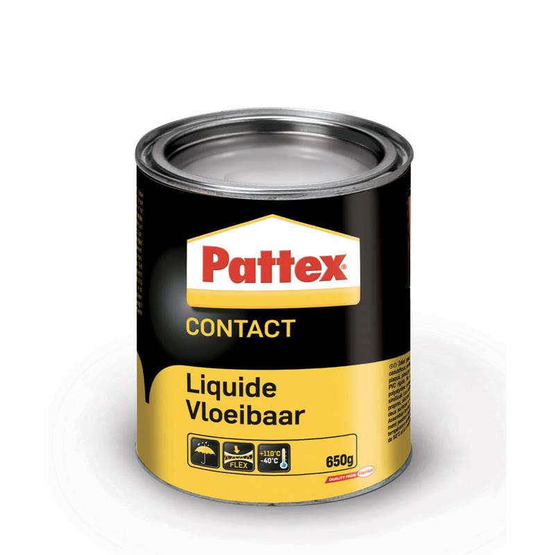 Colle contact néoprène Pattex liquide