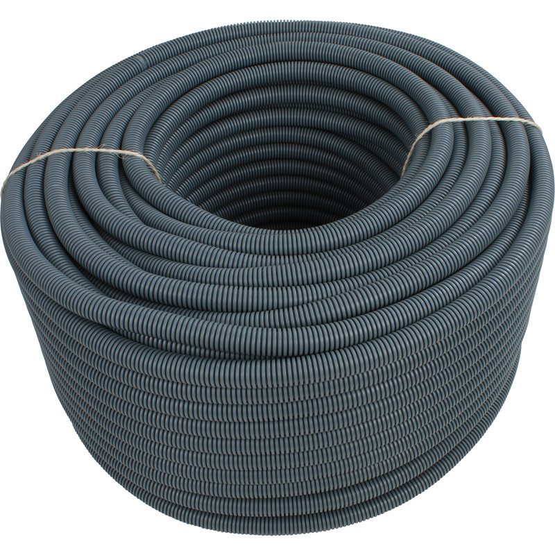 Gaine /équip/ée dun tire-fil /Ø20 C 100 m
