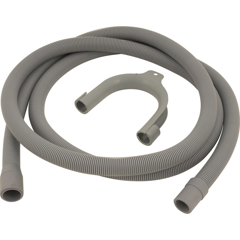 ac hose hookup A standard window kit includes a window bracket, one or two vent hoses, and the vent hose adapters the average vent hose extends 4 to 5 feet, so you need to install yours close to a window.